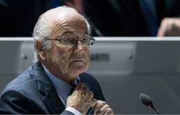 FBI điều tra Sepp Blatter trong vụ hối lộ 100 triệu USD