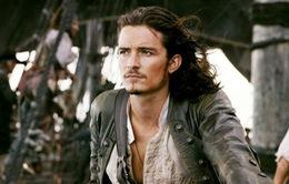 Orlando Bloom trở lại với Cướp biển vùng Caribbean 5