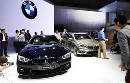 BMW và Mercedes đạt doanh số bán ô tô kỷ lục năm 2014