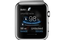 BMW và Porsche ra mắt ứng dụng mới dành cho Apple Watch