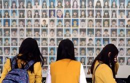 Thảm họa chìm phà Sewol: Những trái tim không ngừng rỉ máu
