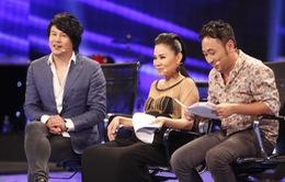 Thu Minh trở lại Vietnam Idol dù mới sinh chưa đầy 1 tháng