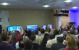 Bầu cử tại Bồ Đào Nha: Liên minh trung hữu thắng lợi