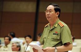 Quốc hội nghe báo cáo phòng, chống tội phạm; tham nhũng