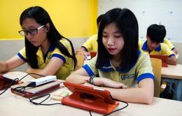 Sách giáo khoa điện tử dần thay thế cho sách giáo khoa truyền thống