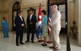Ngoại trưởng Cuba gặp các Thượng nghị sỹ Mỹ