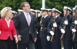 Bộ trưởng Bộ Quốc phòng Mỹ công du châu Âu