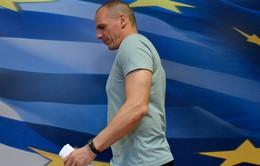 Bộ trưởng Tài chính Hy Lạp từ chức