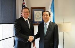 Tăng cường hợp tác giữa lực lượng công an Việt Nam và Australia