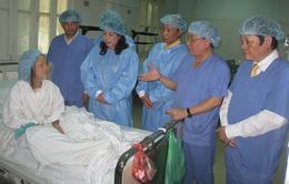 Bộ Y tế thăm hỏi các bệnh nhân ghép tạng đặc biệt