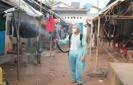 Kiểm tra công tác phòng chống dịch sốt xuất huyết