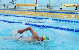 Nhiều kỷ lục được lập trong ngày đầu Giải bơi trẻ toàn quốc