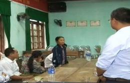 Nạn nhân sập giàn giáo tại Hà Tĩnh nhận bồi thường, hỗ trợ 460 triệu đồng