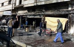 Iraq: Đánh bom đẫm máu ở Baghdad làm 34 người chết