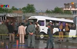 Afghanistan: Đánh bom xe bus chở nhân viên chính phủ, 3 người thiệt mạng