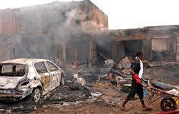 Đánh bom tại miền Trung Nigeria, ít nhất 44 người thiệt mạng