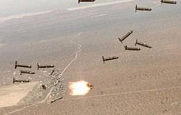 Liên minh quân sự Arab bị cáo buộc sử dụng bom chùm