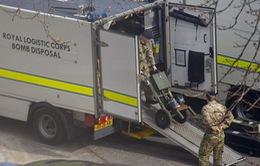Anh: Phát hiện bom chưa nổ ở London