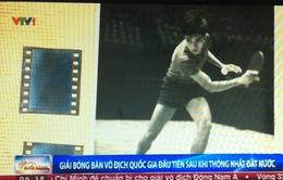 Giải VĐQG bóng bàn đầu tiên của Việt Nam sau ngày 30/4/1975