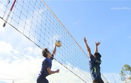 Hướng đến VTV Cup 2015: Phong trào chơi bóng chuyền ở tỉnh Bạc Liêu