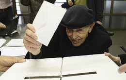 Tây Ban Nha: Vùng Catalonia tổ chức bầu cử địa phương