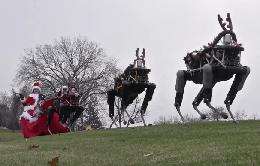 Google khẳng định thành công tại mùa Giáng sinh với bầy tuần lộc máy