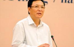 Bộ trưởng Phạm Vũ Luận gửi thư cảm ơn sau kỳ thi THPT Quốc gia