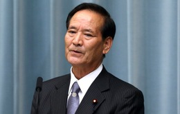 Bộ trưởng Nông - Lâm - Ngư nghiệp Nhật Bản từ chức
