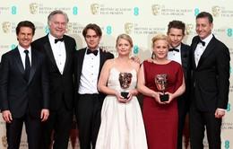 Boyhood giành giải Phim xuất sắc nhất ở BAFTA 2015