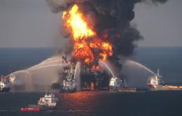 BP tăng tiền bồi thường cho sự cố tràn dầu năm 2010