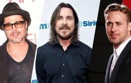 Brad Pitt, Christian Bale và Ryan Gosling đóng phim chung?