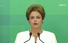 Tổng thống Brazil đối mặt với cáo buộc tham nhũng