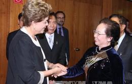 Thúc đẩy quan hệ toàn diện Việt Nam – Brazil