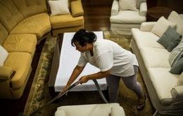 Brazil thông qua luật tăng thêm quyền cho lao động giúp việc