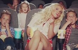 Britney Spears và những khoảnh khắc đáng nhớ bên con