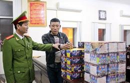 Nghệ An: Tăng cường kiểm tra, xử lý vi phạm về pháo dịp Tết