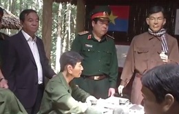 Bộ trưởng Quốc phòng thăm KDT lịch sử TƯ Cục miền Nam tại Chiến khu D
