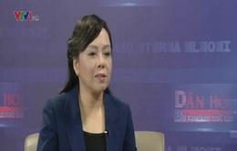 Bộ trưởng Bộ Y tế: Cố gắng không để bệnh nhân nằm ghép