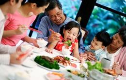 Bữa cơm gia đình - Sự bền vững từ gốc rễ