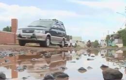 Đắk Lắk: Tuyến trung tâm thành phố xuống cấp trầm trọng