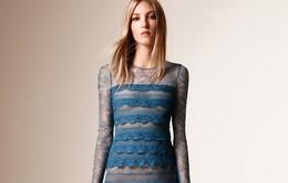 Burberry ra mắt BST váy ren trang nhã và nữ tính