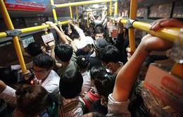 Hà Tĩnh: Bắt xe ô tô giả danh xe bus, chở quá số người quy định