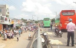 Vụ tai nạn tại Trà Vinh: 2 xe khách đều chạy tốc độ cao