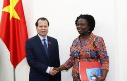 Phó Thủ tướng Vũ Văn Ninh tiếp Giám đốc WB tại Việt Nam