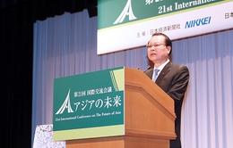 Khai mạc Hội nghị tương lai châu Á lần thứ 21