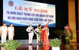 Ngành Hải quan đón nhận Huân chương Độc lập hạng Nhất