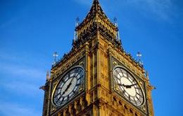 Anh: Đồng hồ Big Ben đứng trước nguy cơ ngừng chạy