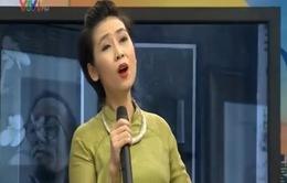 Lô Thủy tự nhận giọng hát có nét giống ca sĩ Khánh Ly
