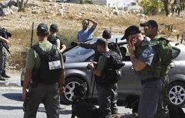 Israel phong tỏa các khu vực của người Palestine ở Đông Jerusalem