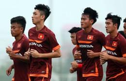 Tối nay (31/12), ĐT U23 Việt Nam lên đường tham dự VCK U23 châu Á 2016